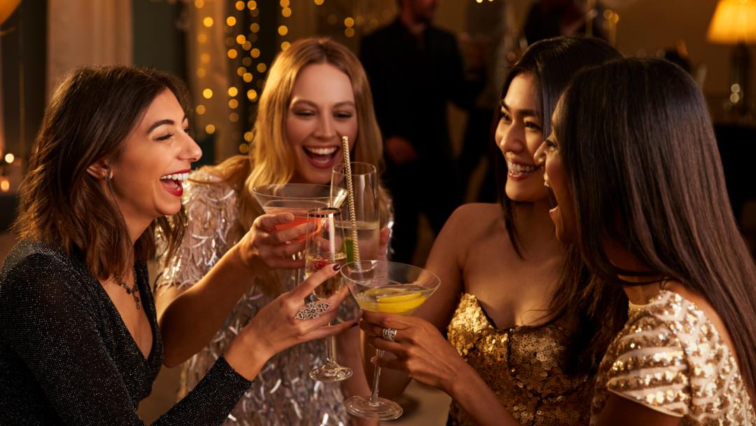 bachelor women party