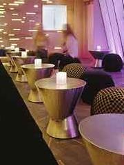 Lounge χώρος για μια lounge δεξίωση γάμου