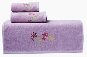 Πετσέτες Σετ Κεντημένες Homeeshop.gr