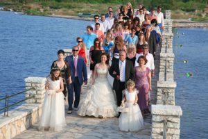 Γάμος στη Βόνιτσα - Φωτογράφος Πάνος Ρεκουνιώτης