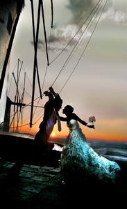 Καλλιτεχνική Φωτογράφιση γάμου Panos Rekouniotis