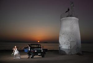 Concept φωτογράφισης γάμου από τον Πάνο Ρεκουνιώτη