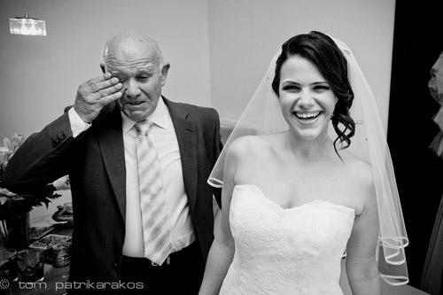Η τελική επιλογή φωτογραφιών για το άλμπουμ του γάμου - από τον Tom Patrikarakos