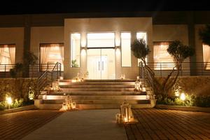 Carpe Diem Luxury Halla αίθουσα δεξιώσεων στην Πάρνηθα