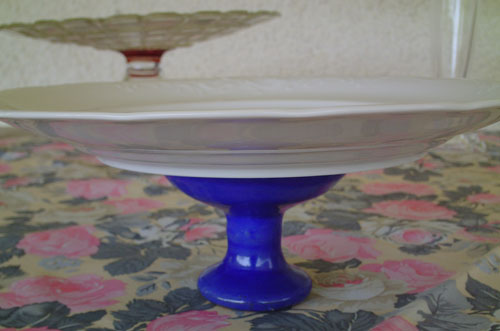Sweet & cake stand do it yourself