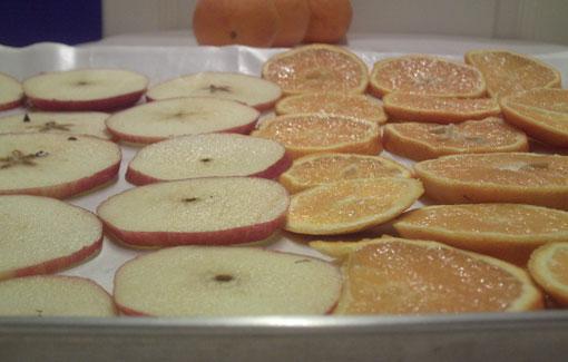 how to gia na ftiaxete apoxiramenes fetes portokali kai milo