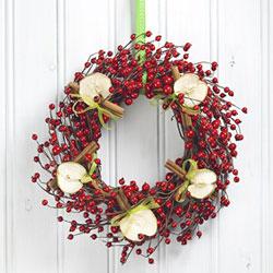 χριστουγεννιάτικος γάμος wedding decoration for a Christmas wedding
