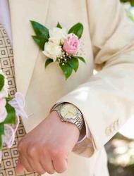 Γάμος με θέμα τον χρόνο και τις εποχές