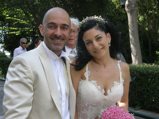 Real Wedding Marisa Dimitris