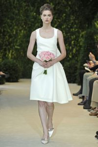 Carolina Herrera Bridal Spring Summer 2014