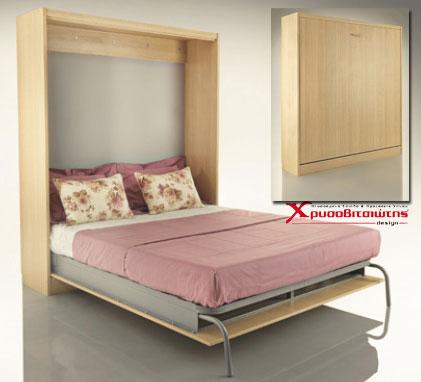 krevati toixou wall bed