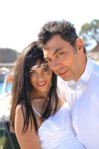 Αληθινός Γάμος της Μαρίας και του Γιώργου στην Κρήτη