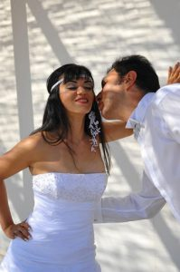 Πραγματικός γάμος Μαρία Γιώργος στην Κρήτη