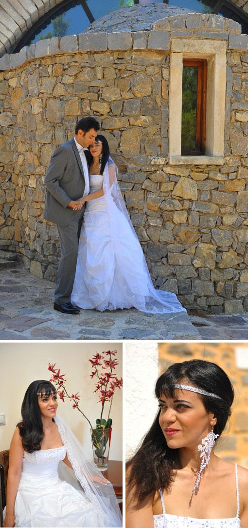 Γάμος στην Κρήτη της Μαρίας και του Γιώργου