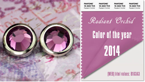 color of the year 2014 by pantone radiant orchid