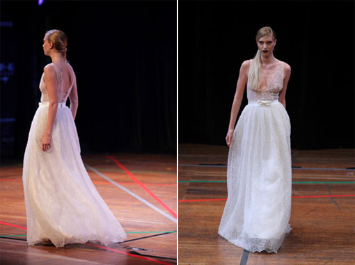 Bridal fashion week athens anna anemomilou