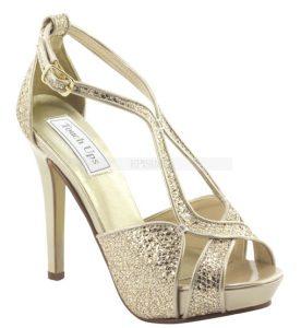 Νυφικά παπούτσια στο episimo.gr