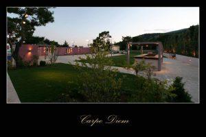Κτήμα Carpe Diem στην Πάρνηθα για μοναδικές δεξιώσεις γάμου και βάπτισης