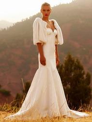 Winter Wedding - Νυφικό Amanda Wakeley