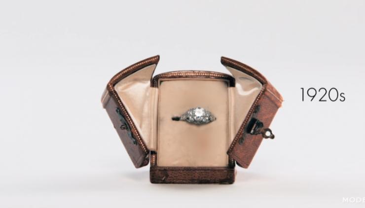 engagement ring 1920