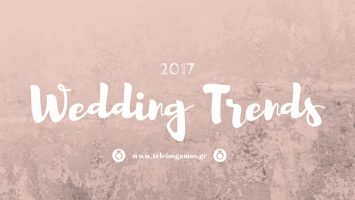 Wedding Trends 2017