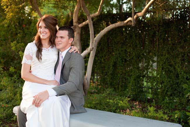 Jillian & Walker γάμος
