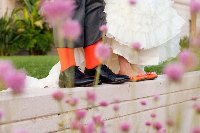 Wedding details Sydney & Doug