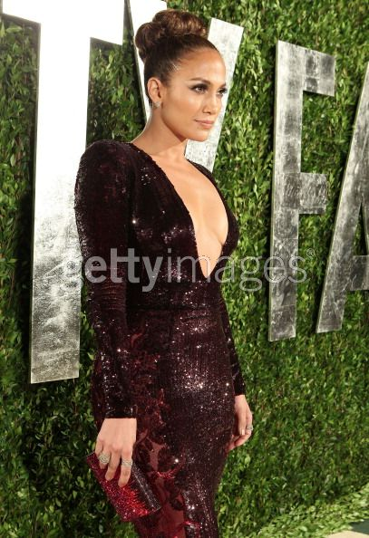 Jennifer Lopez στο πάρτυ του Vanity Fair
