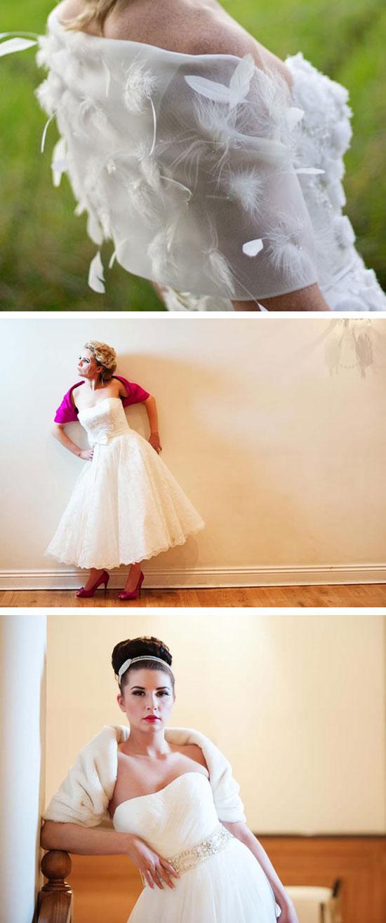 Wedding wraps