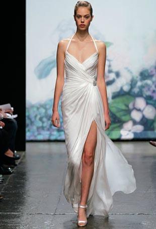wedding dress monique luillier fall 2012