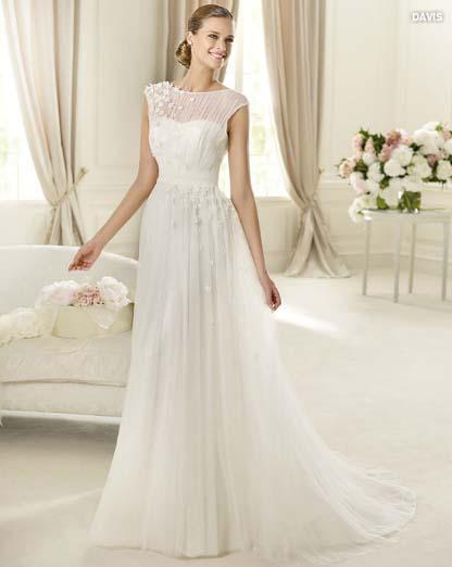 wedding dress pronovias fashion collection 2013