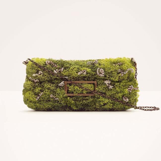 τσάντα από φυτά