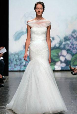 wedding dress monique luillier f/w 2012