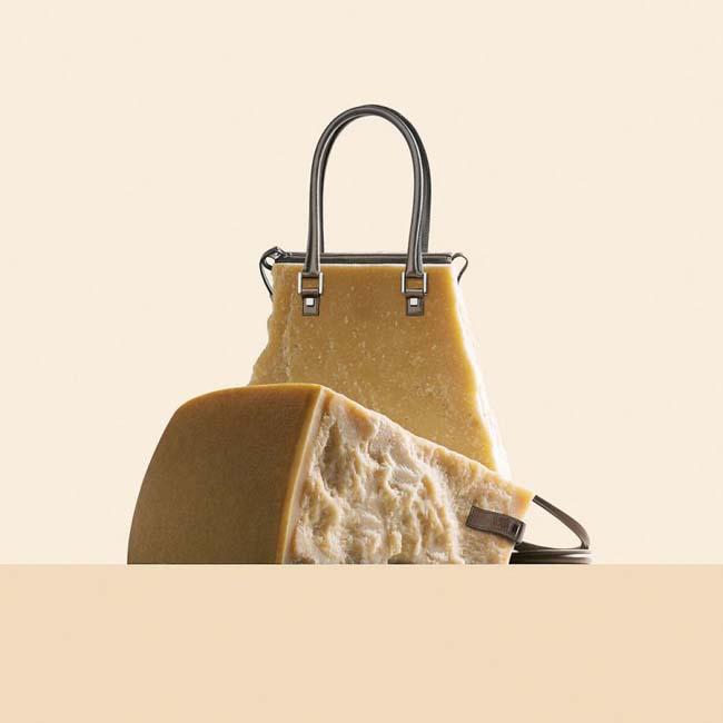 τσάντα από τυρί