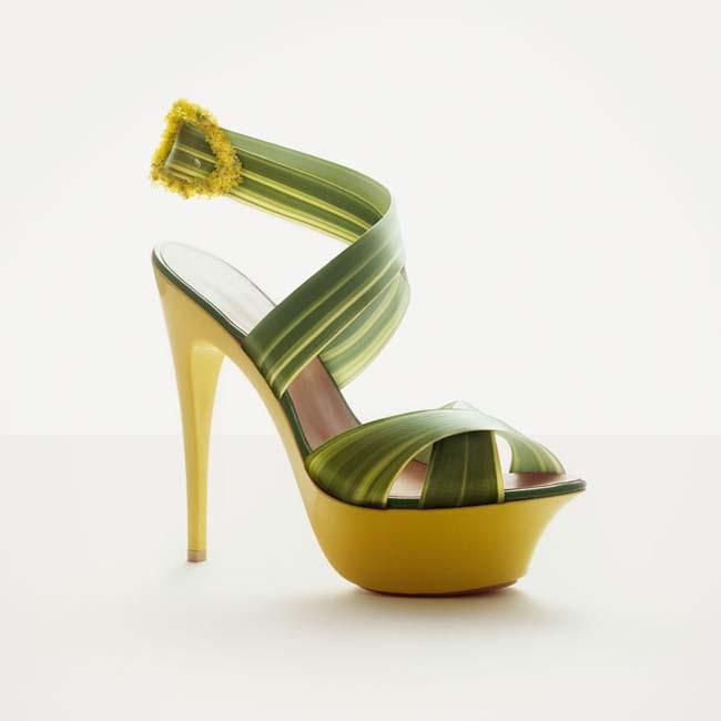παπούτσι από φύλλο