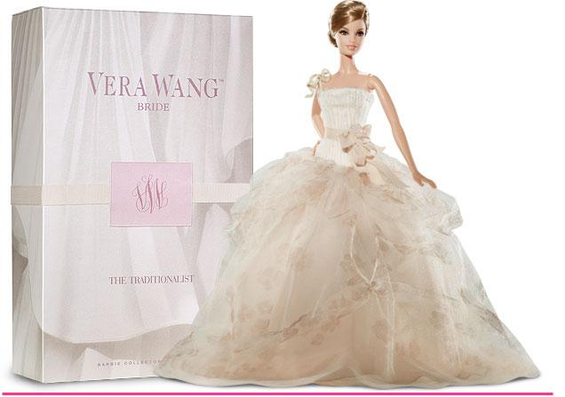 Barbie Collector - Vera Wang wedding dress