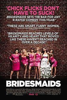 Bridesmaids movie poster