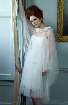 Ian Stuart 2012 bridal collection Killer Queen gown Modern Millie