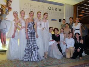Loukia collection spring 2010