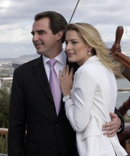 Νικόλαος και Τατιάνα παντρεύονται στις Σπέτσες