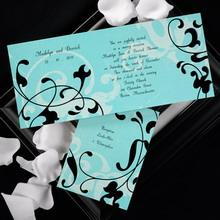 Turquoise invitation, γιατί το τυρκουάζ είναι στις τάσεις του 2010