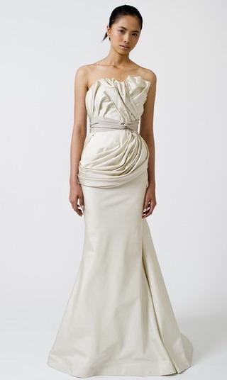 Wedding dresses 2011 Vera Wang