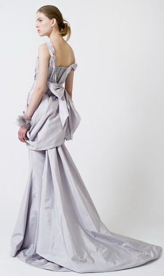Wedding dress 2011 Vera Wang