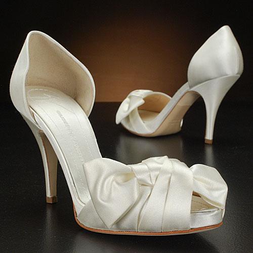 Νυφικά παπούτσια Giuseppe Zanoti