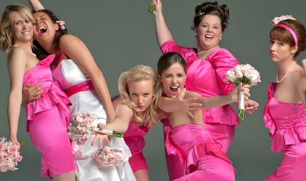 bridesmaids filenades