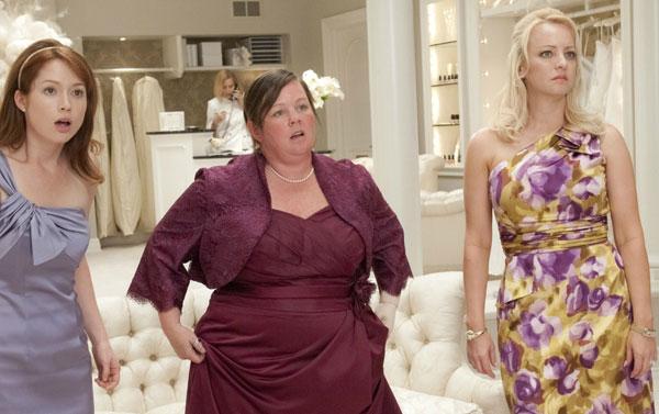 bridesmaids wedding store