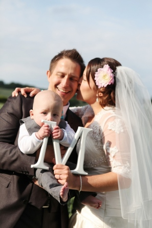 Γάμος και βάπτιση μαζί σε διπλό μυστήριο
