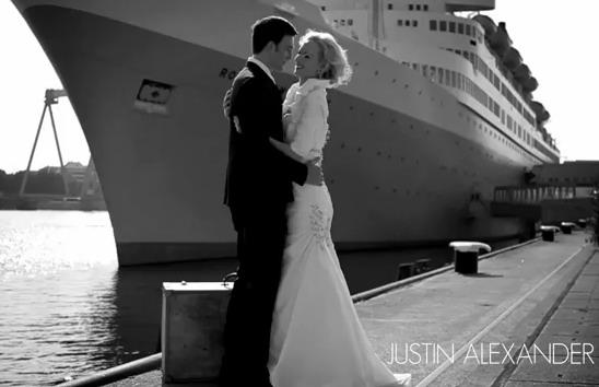 Συλλογή με νυφικά Justin Alexander για το 2011