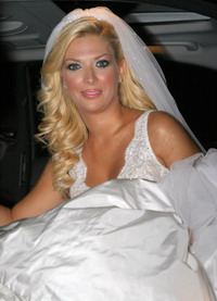 Η Μαριάννα Ντούβλη νύφη στον γάμο της