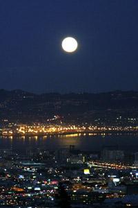 Πανσέληνος 2012 full moon